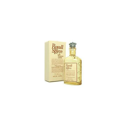 ROYALL SPYCE ROYALL FRAGRANCES ALL PURPOSE LOTION SPRAY 4.0 OZ FOR MAN