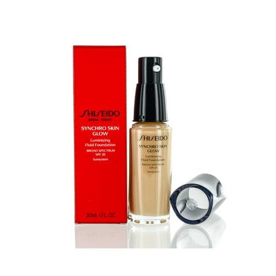 SHISEIDO SYNCHRO SKIN LASTING LIQUID FOUNDATION (3 N3) NEUTRAL  1.0 OZ (30 ML)
