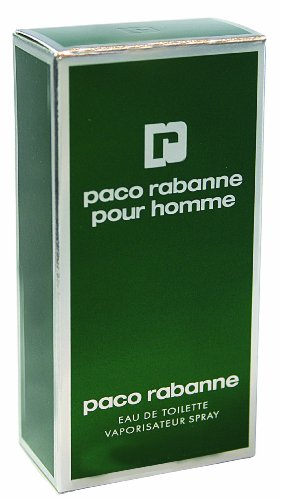 PACO RABANNE FOR MEN/PACO RABANNE EDT SPRAY 1.7 OZ (50 ML) (M)