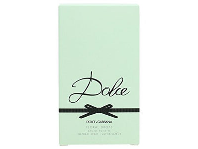 DOLCE FLORAL DROPS D&G EDT SPRAY 2.5 OZ (75 ML) FOR WOMEN