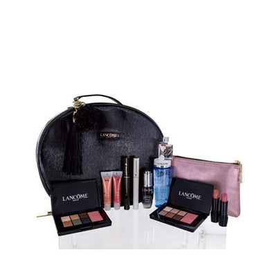 LANCOME THE PARISIAN HOLIDAY CASE SET GLOW LOOK COLLECTION