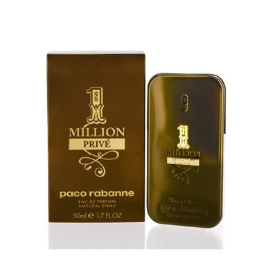 1 MILLION PRIVE MEN PACO RABANNE EDP SPRAY 1.7 OZ (50 ML) FOR MAN
