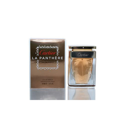 LA PANTHERE CARTIER EDP SPRAY 1.6 OZ FOR WOMEN