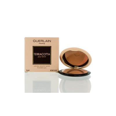 GUERLAIN/TERRACOTTA JOLI TEINT BRONZING POWDER DUO (01) 0.35 OZ (11 ML)
