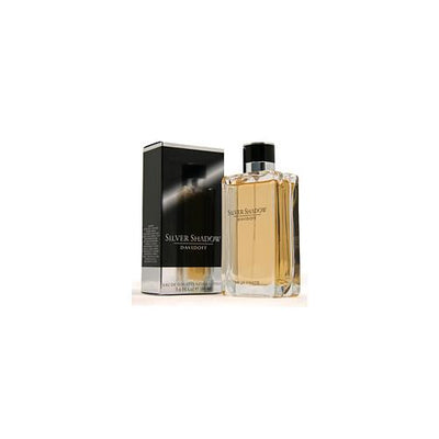 SILVER SHADOW/DAVIDOFF EDT SPRAY 3.4 OZ (M)