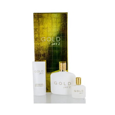 JAY Z GOLD JAY Z SET VALUE $107 FOR MAN