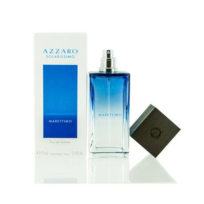 SOLARISSIMO MARETTIMO AZZARO EDT SPRAY 2.5 OZ (75 ML) FOR MAN
