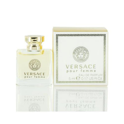 VERSACE SIGNATURE FEMME VERSACE EDP MINI 0.17 OZ (5.0 ML)  FOR WOMEN