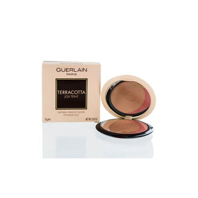 GUERLAIN TERRACOTTA JOLI TEINT POWDER DUO (02) 0.35 OZ (11 ML)