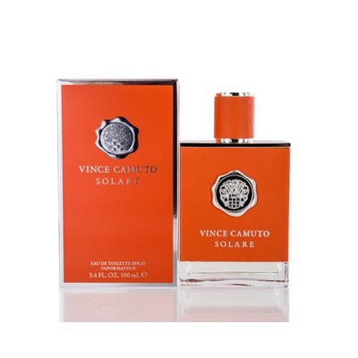 SOLARE VINCE CAMUTO EDT SPRAY 3.4 OZ (100 ML) FOR MAN