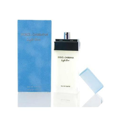 LIGHT BLUE D&G EDT SPRAY 1.6 OZ (50 ML) FOR WOMEN