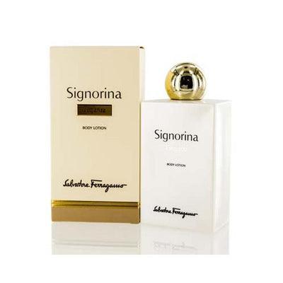 SIGNORINA ELEGANZA S. FERRAGAMO BODY LOTION 6.8 OZ (200 ML) FOR WOMEN