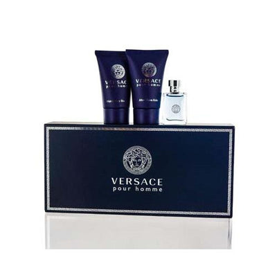 MINI SET VERSACE SIGNATURE HOMME 3 PC. SET FOR MAN
