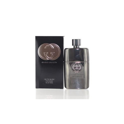 GUCCI GUILTY INTENSE GUCCI EDT SPRAY 3.0 OZ FOR MAN