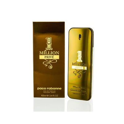 1 MILLION PRIVE PACO RABANNE EDP SPRAY 3.4 OZ (100 ML)  FOR MAN