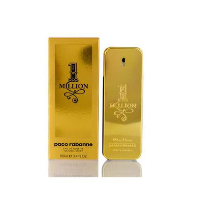 PACO RABANNE1 MILLION PACO RABANNE MONOPOLY COLLECTOR EDITION EDT SPRAY3.3 OZ FOR MAN