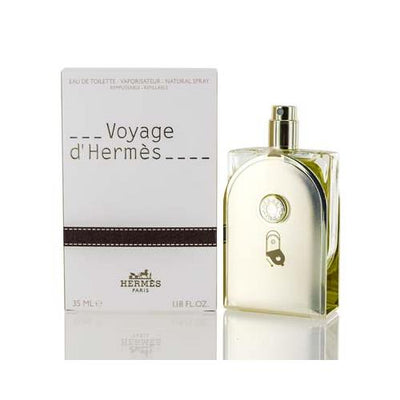 VOYAGE D'HERMES HERMES EDT SPRAY REFILLABLE 1.18 OZ (35 ML) FOR UNISEX