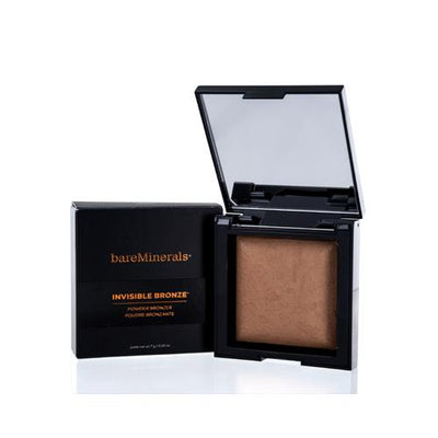 BAREMINERALS INVISIBLE BRONZE MEDIUM BRONZER POWDER 0.24 OZ (7 ML)