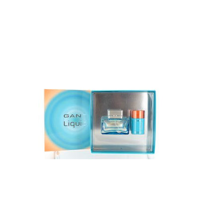 GANT LIQUID ELIZABETH ARDEN SET FOR MAN