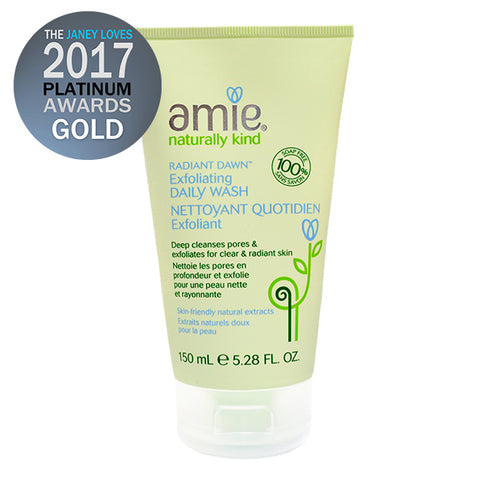 Amie Radiant Dawn Exfoliating Daily Wash 150ml