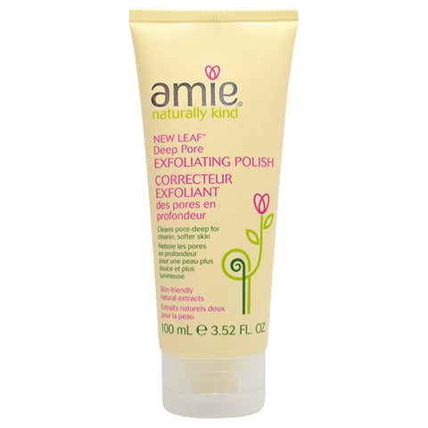 Amie New Leaf Deep Pore Exfoliating Polish 100ml