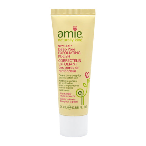 Amie New Leaf Deep Pore Exfoliating Polish 25ml
