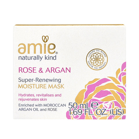Amie Rose & Argan Super-Renewing Moisture Mask 50ml
