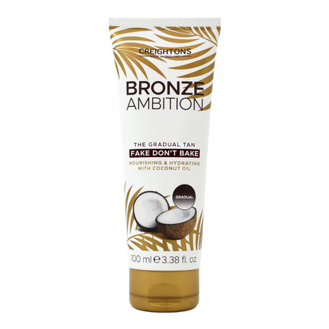Bronze Ambition The Gradual Tan Fake Don't Bake 100ml