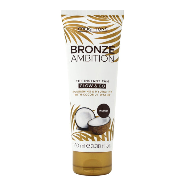 Bronze Ambition The Instant Tan Glow & Go 100ml