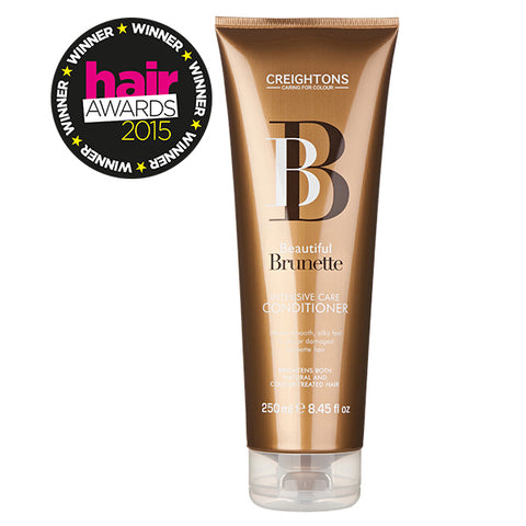 Beautiful Brunette Intensive Care Conditioner
