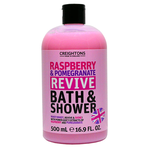 Creightons Raspberry & Pomegranate Revive Bath & Shower 500ml