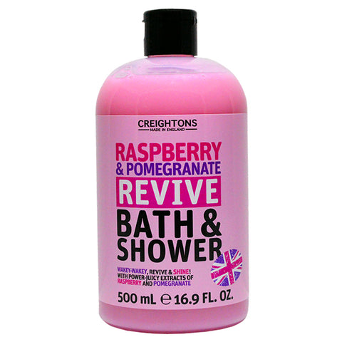 Raspberry & Pomegranate Revive Bath & Shower 500ml