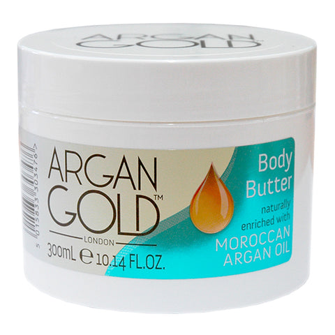 Argan Gold Body Butter