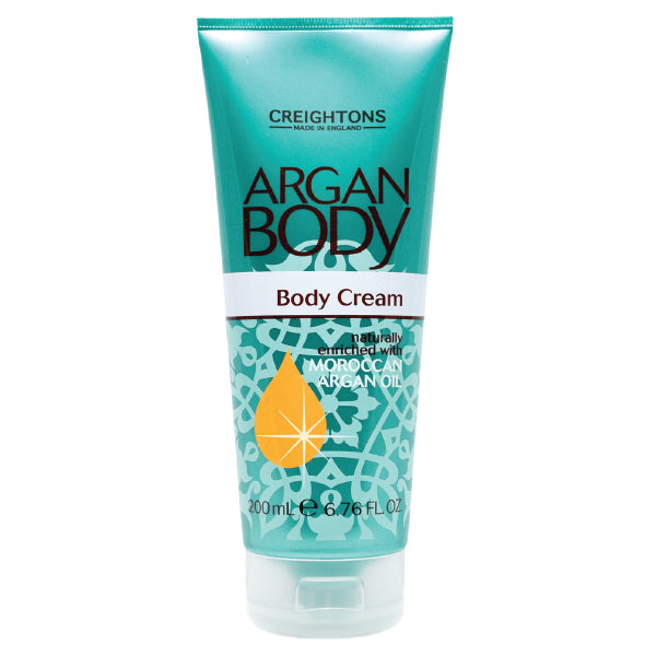 Creightons Argan Body Body Cream 200ml