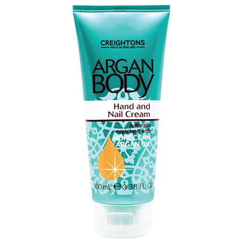 Creightons Argan Body Hand & Nail Cream 100ml