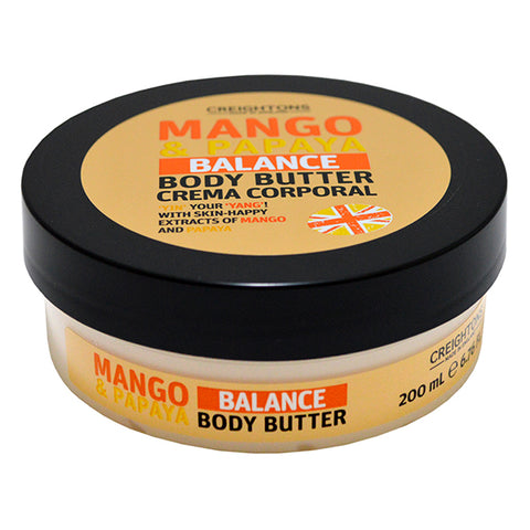 Mango & Papaya Balance Body Butter 200ml
