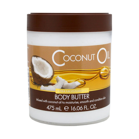 Skin Definity Coconut Oil Ultra Moisturising Body Butter 475ml