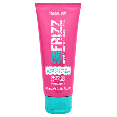 Creightons Frizz No More Smooth & Shine Blow Dry Cream 100ml