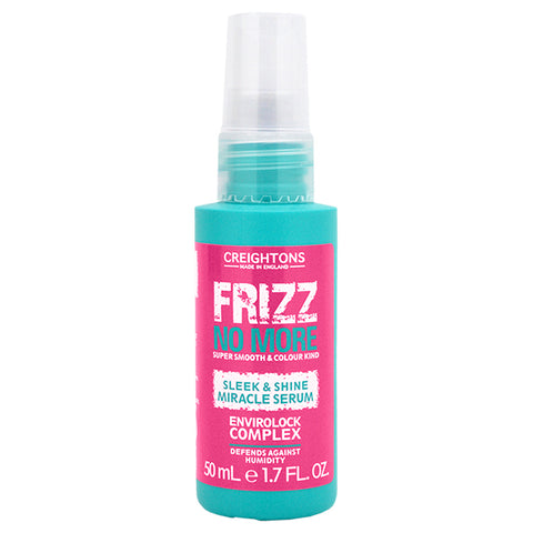 Creightons Frizz No More Sleek & Shine Miracle Serum 50ml