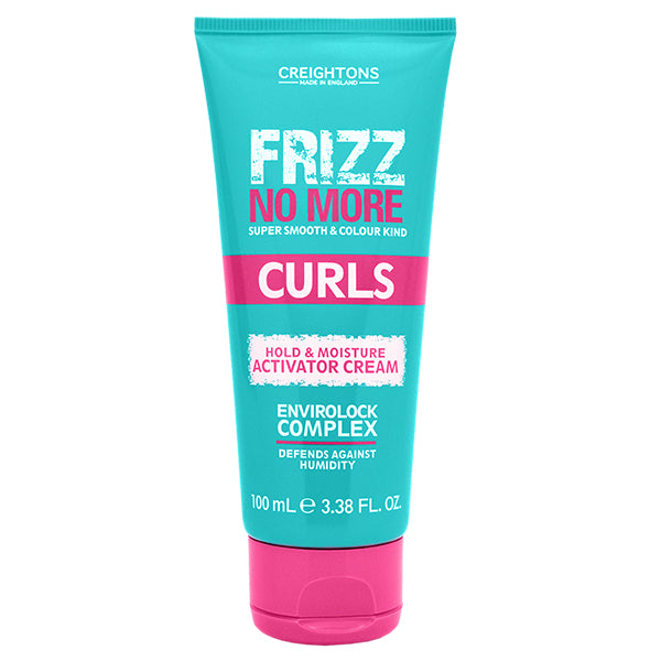 Creightons Frizz No More Hold & Moisture Activator Cream 100ml