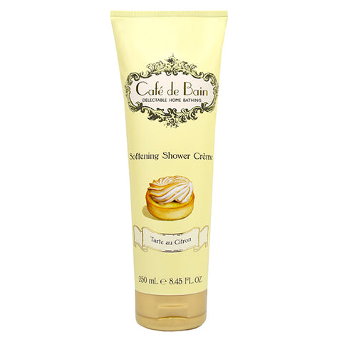 Cafe de Bain Tarte au Citron Softening Shower Crème 250ml
