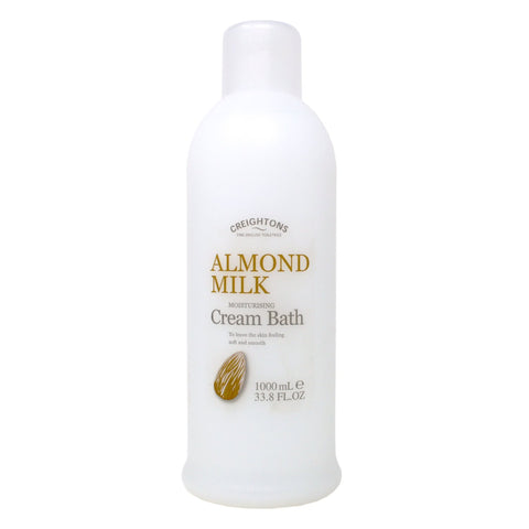 Creightons Almond Milk Cream Bath 1L