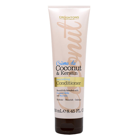 Crème de Coconut & Keratin Conditioner 250ml
