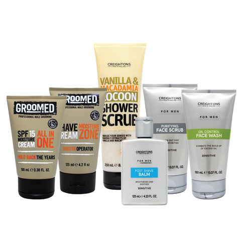 Creightons Shaving Collection for Men