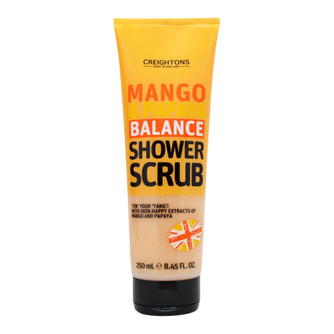 Creightons Mango & Papaya Balance Shower Scrub 250ml