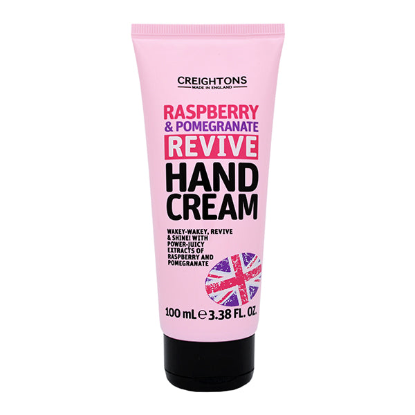 Creightons Raspberry & Pomegranate Revive Hand Cream 100ml