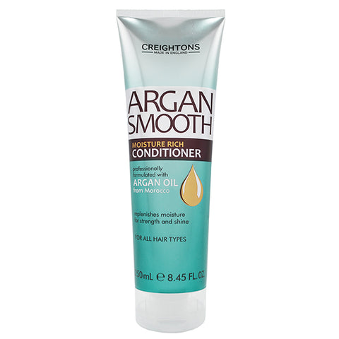 Argan Smooth Moisture Rich Conditioner 250ml