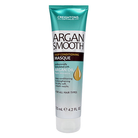 Argan Smooth Deep Conditioning Masque 125ml