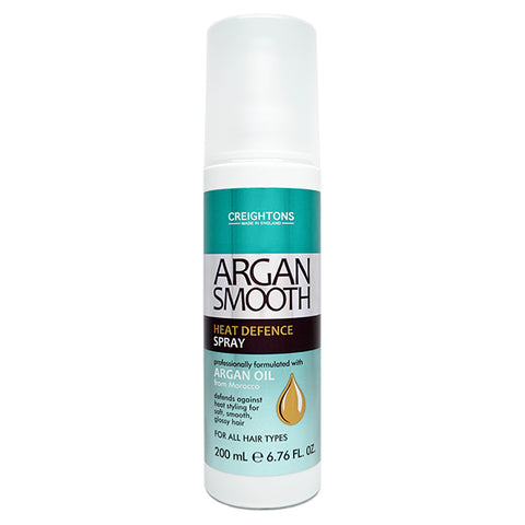 Argan Smooth Heat Defence Spray 200ml
