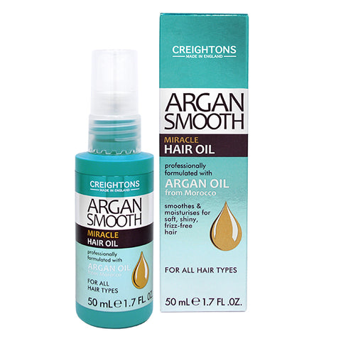 Argan Smooth Miracle Hair Oil